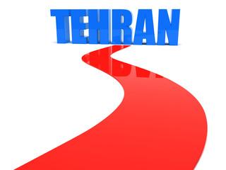 Journey to Tehran