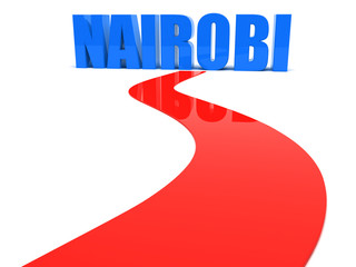 Journey to Nairobi