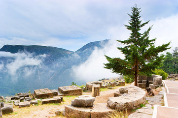 Walking in Delphi