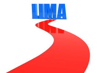 Journey to Lima