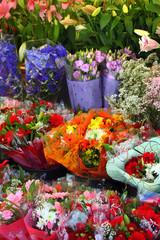 European flower shop