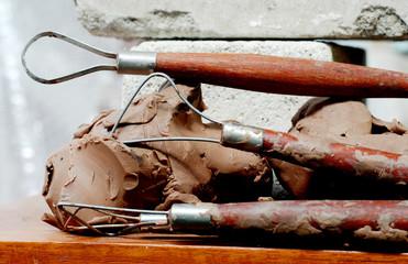 Sculpture Tools.