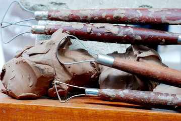 Sculpture Tools.