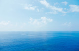 Fototapety 沖縄の青空と海