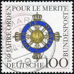 150th anniversary of the Order of Merit