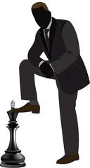 manager uomo d'affari