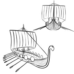 Viking boat 3