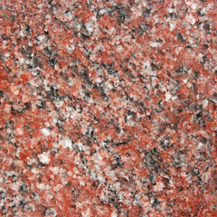 Brown granite with natural pattern. Natural granite.