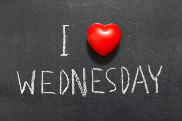 love Wednesday