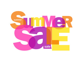 """SUMMER SALE"" (discounts offers publicity marketing advertising)"