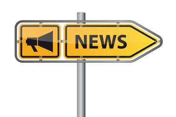 News Wegweiser
