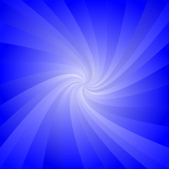 Blue whirl pattern background