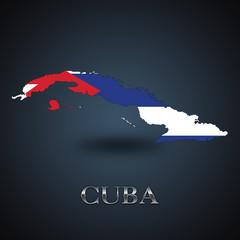 Cuba map - Cuban map