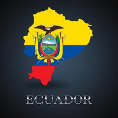 Ecuador map - Ecuadorian map