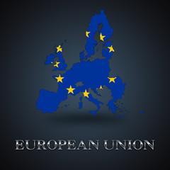 European Union map - EU map