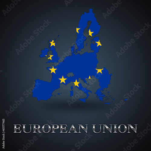 European Union map - EU map