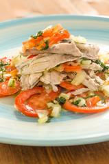 Alici marinate, cucina mediterranea