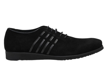 black mens sports shoes