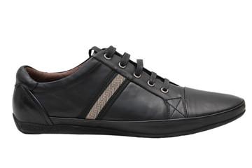 black mens sports shoes