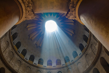 Church of the Holy Sepulcher . Jerusalem