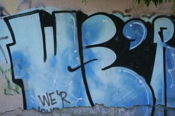 Graffiti_Himmelblau