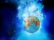 planet underwater