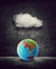 asia under cloud