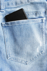 Phone in a pocket