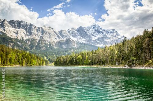 Eibsee Zugspitze - 65185267