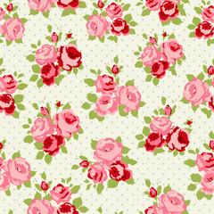 Cottage chic pattern