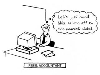 Rebel accountant