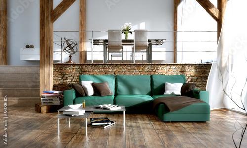 Inneneinrichtung - Interior design - 65188005