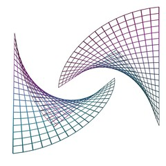 line grid