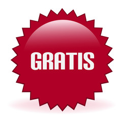 Gratis Promotional Sticker