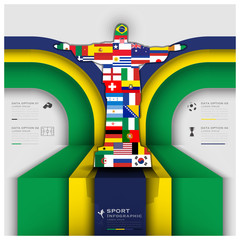Road To Brazil 2014 Football Tournament