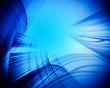 Blue background for design, business cards