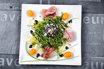 Salade Roquette 2