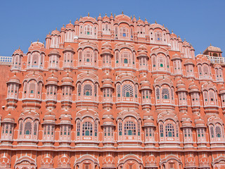 Hawa Mahal (Palace of the Winds) in Jaipur, India
