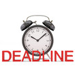 Deadline Alarm Clock
