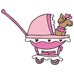 Stroller Dog