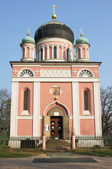 Russian Orthodox Church, Potsdam, Germany