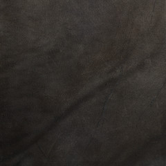 Grey leather texture closeup