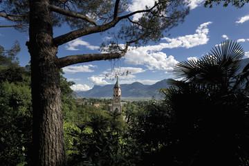 Italien, Süd-Tirol, Meran
