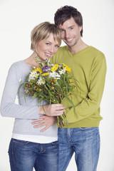 Blumenstrauß,Portrait