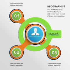 Presentation Infographics elements #10