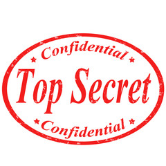 Top Secret-stamp