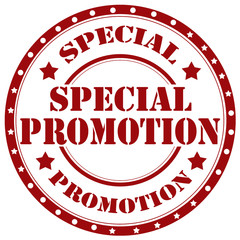 Special Promotion-stamp