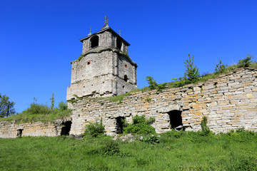 Ruins of old monaster