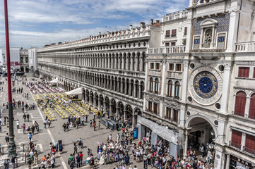 Plaza se San Marcos Venecia
