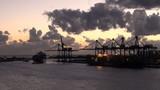 Bahamas - Freeport - Drydock For Cruise Ship Refurbishing poster